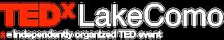 Logo TEDxLakeComo